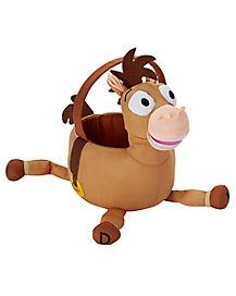 Bullseye Plush Treat Basket - Toy Story 4