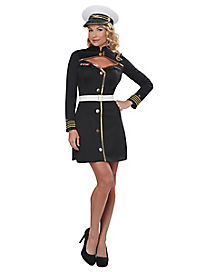 Adult Navy Captain Costume