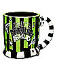 Beetlejuice Molded Coffee Mug - 20 oz.