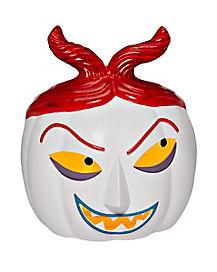 Light-Up Lock Pumpkin - The Nightmare Before Christmas
