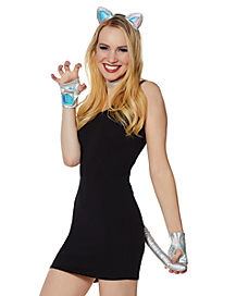 Holographic Cat Costume Kit