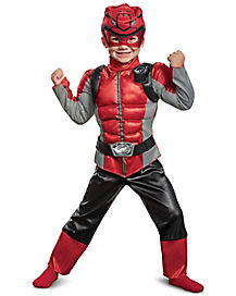 Toddler Beast Morpher Red Ranger Costume - Power Rangers