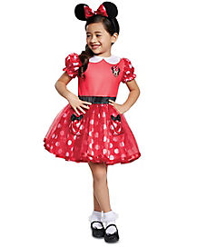 Toddler Minnie Mouse Costume - Disney