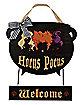 Hocus Pocus Cauldron Wreath - Disney