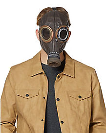 Brown Gas Mask