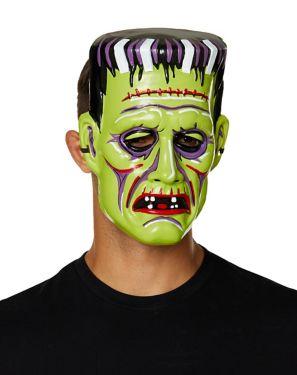 Vintage Monster Half Mask Spirithalloween Com