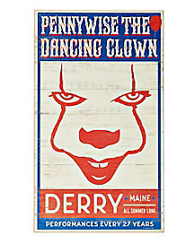 Pennywise Sign - IT