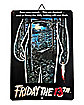 Jason Voorhees Warning Sign - Friday the 13th