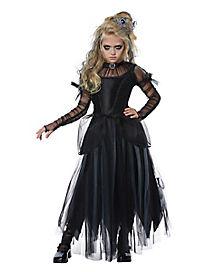 Kids Dark Princess Costume