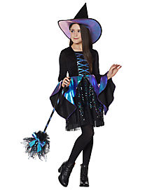 Kids Mystic Witch Costume