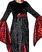 Kids Gothic Vampira Costume
