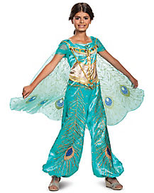 Toddler Jasmine Costume Deluxe - Aladdin Live Action