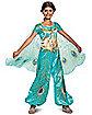 Kids Jasmine Costume - Aladdin Live Action