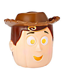 Mini Woody Light-Up Pumpkin Decorations - Toy Story