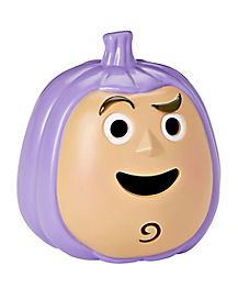 Mini Buzz Lightyear Light-Up Pumpkin Decorations - Toy Story