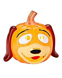 Mini Slinky Dog Light-Up Pumpkin Decorations - Toy Story