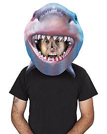 Light-Up Shark Mask