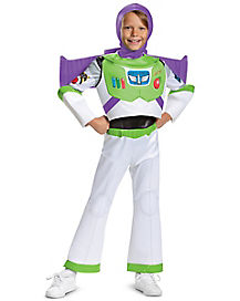 Kids Buzz Lightyear Costume Deluxe - Toy Story 4