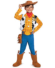 Kids Woody Costume Deluxe -Toy Story 4