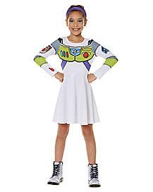 Kids Buzz Lightyear Dress Costume - Toy Story