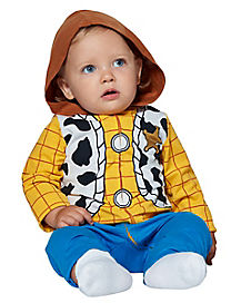 Baby Woody Coveralls - Toy Story