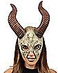 Voodoo Horn Half Mask