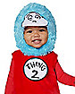 Baby Thing 1 Belly Costume - Dr. Seuss