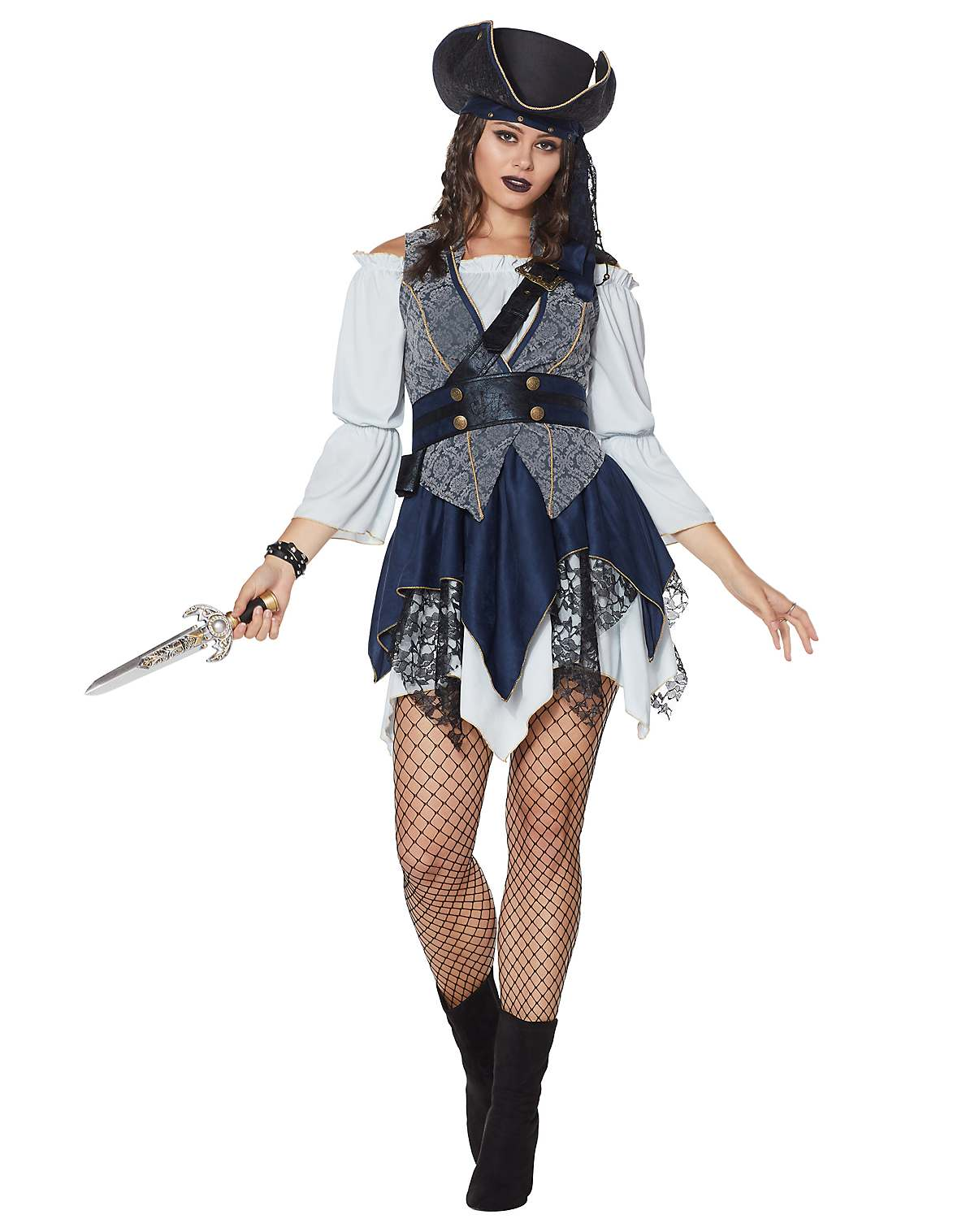 Castaway Beauty Pirate Costume - The Signature Collection
