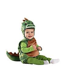 Baby Plush Dinosaur Costume