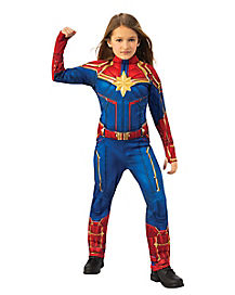 Captain Marvel Costumes Spirithalloween Com The costume guide to all of captain marvel / carol danvers outfits, portrayed by brie larson, in captain marvel. captain marvel costumes