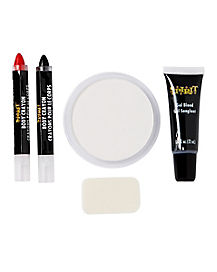 Scary Clown Makeup Kit