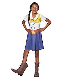 Jessie Dress Costume - Toy Story