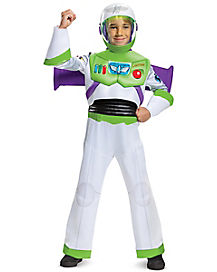 Kids Buzz Lightyear Costume - Toy Story 4