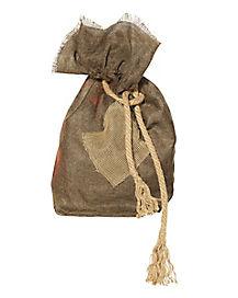Sam's Burlap Sack Treat Bag - Trick 'r Treat