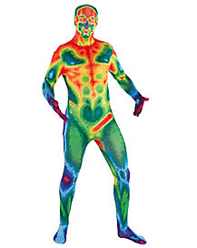 Adult Infrared Skin Suit Costume