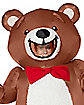 Adult Teddy Bear Inflatable Costume