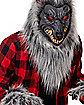 Adult Faux Fur Werewolf Costume