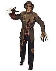 Adult Haunting Scarecrow Costume