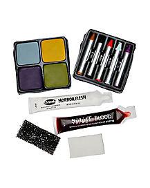 Kids Horror Makeup Kit - Deluxe
