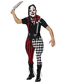067b35641c8 Best Men's Scary Clown Halloween Costumes - Spirithalloween.com