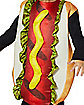 Toddler Hot Dog Costume