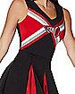Adult Cheerleader Costume