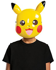 Kids Pikachu Mask - Pokemon