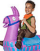 Boys Giddy Up Inflatable Costume - Fortnite