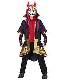 Kids Drift Costume - Fortnite