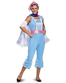 Adult Bo Peep Costume Deluxe - Toy Story 4