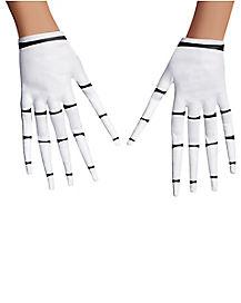 Kids Jack Skellington Gloves - The Nightmare Before Christmas
