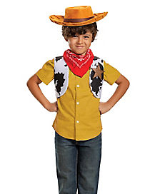 Kids Woody Accessory Kit - Toy Story 4