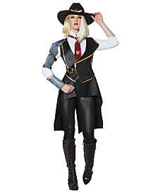 Adult Ashe Costume - Overwatch