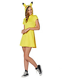 Pikachu Dress Costume - Pokemon